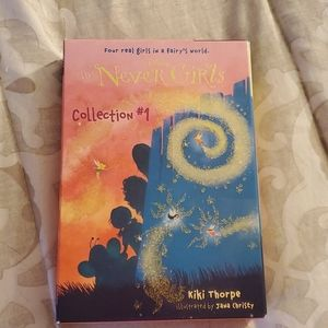 Disney- The Never Girls Collection #1